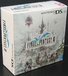 Final Fantasy III DS Bundle