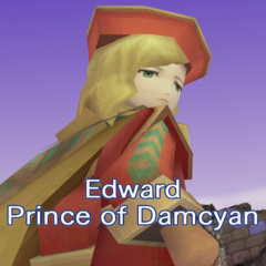 Edward's introduction screen (PC).