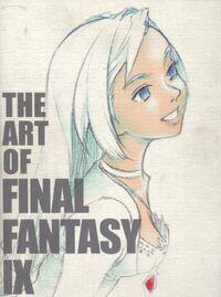 final fantasy ix art book