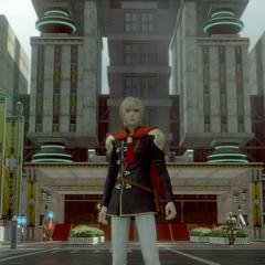 Outside Hotel Armada (HD).