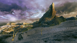 FFXIII-2 Dying World 700 AF - The Dead Sand