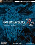 Final Fantasy Tactics A2 Grimoire of the Rift Official Strategy