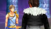 Bartz squall feather dissidia