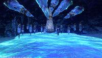 FFXIV Crystal Shrine