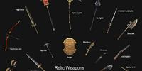 Relic Weapon (equipment)