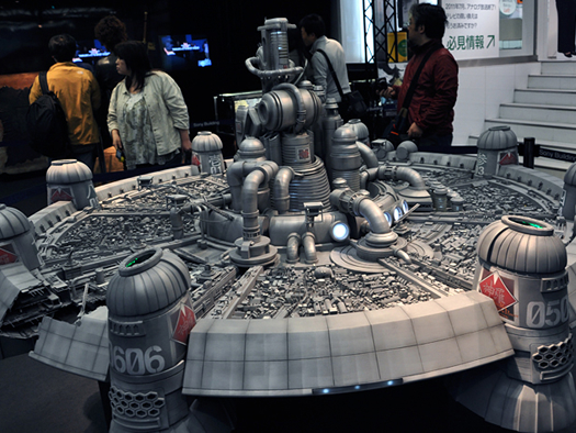 File:Midgar Real Life Model.jpg