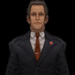 Shinra Employee (male) <i>Crisis Core -Final Fantasy VII-</i>.