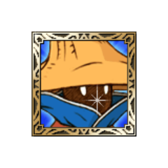 Hume Black Mage Portrait in <i>Final Fantasy Tactics S</i>.