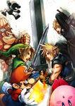 Super Smash Bros. Tetsuya Nomura