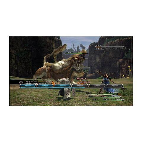 Ugallu in battle.