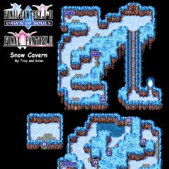 Snow Cave's Map (PSP).
