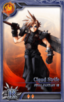 FF7 Cloud Strife R F Artniks