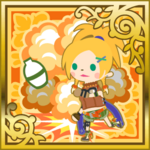FFAB Cluster Bomb - Rikku SR+