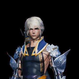 Warrior Wol.