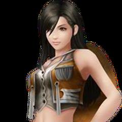 Cowgirl Tifa render from <i>Dissidia 012 Final Fantasy</i>.