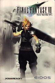 FFVII PC Cover
