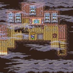 The Ship's Graveyard passage (GBA).