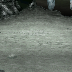 Battle background in the Lunar Subterrane (iOS).