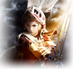 Profile image from the Japanese website.
