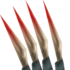 Scissor Fang model.