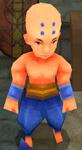 Fabul Monk NPC render ffiv ios