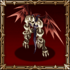 Ultima's <i>Tactics S</i> monster portrait (Arch Seraph).