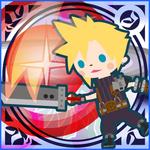 FFAB Braver - Cloud Legend SSR