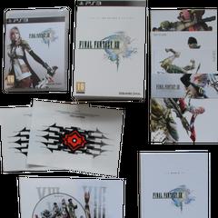 <i>Final Fantasy XIII</i> European Limited Edition