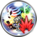 FFRK Shijin Spiral Icon
