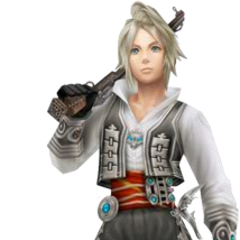 Vaan's <i>Final Fantasy Tactics A2</i> appearance render.