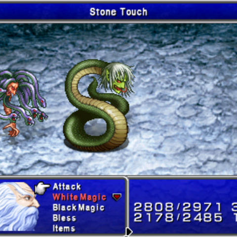 Stone Touch.