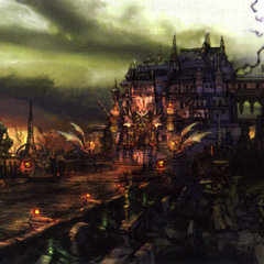 Artwork of The Fiendlord's Keep.