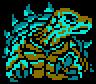 Land Turtle FFII NES