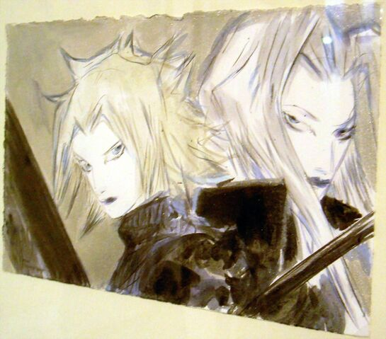 File:Cloud and Sephiroth Canvas.JPG