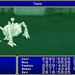 Toxic (PSP).