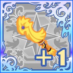 Chicken Knife +1 in <i>Final Fantasy Airborne Brigade</i> (SSR).