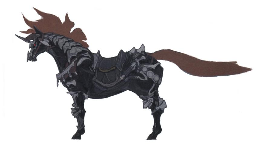 Image - Sleipnir FFXIV Art.jpg | Final Fantasy Wiki ...