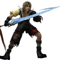 CG render from <i>Dissidia</i>.
