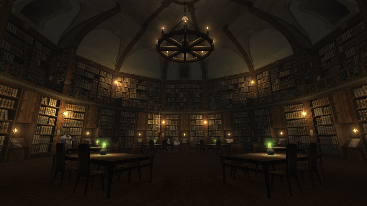 Celennia Memorial Library | Final Fantasy Wiki | Fandom powered by ...
