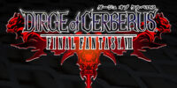 Dirge of Cerberus: Final Fantasy VII Multiplayer Mode Original Sound Collections