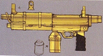 D012-Machine Gun EX Art