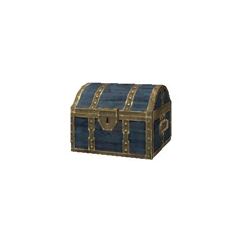 Blue Treasure Casket.