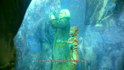 FFXIII-2 Snow Disappearing