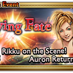 Global event banner for Defying Fate.