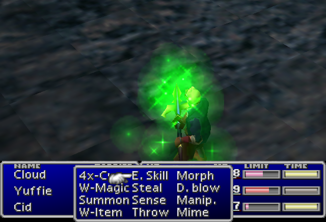 File:FFVII Cure.png