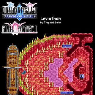 Leviathan's Map (GBA).
