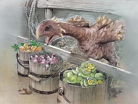 File:Chocobo Digging and Gardening2.jpg