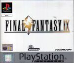 FFIX Platinum Cover