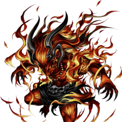 Ifrit (★1).
