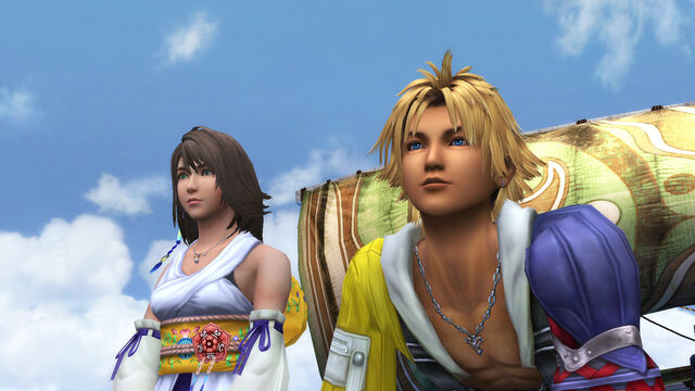 File:Tidus and yuna.jpg